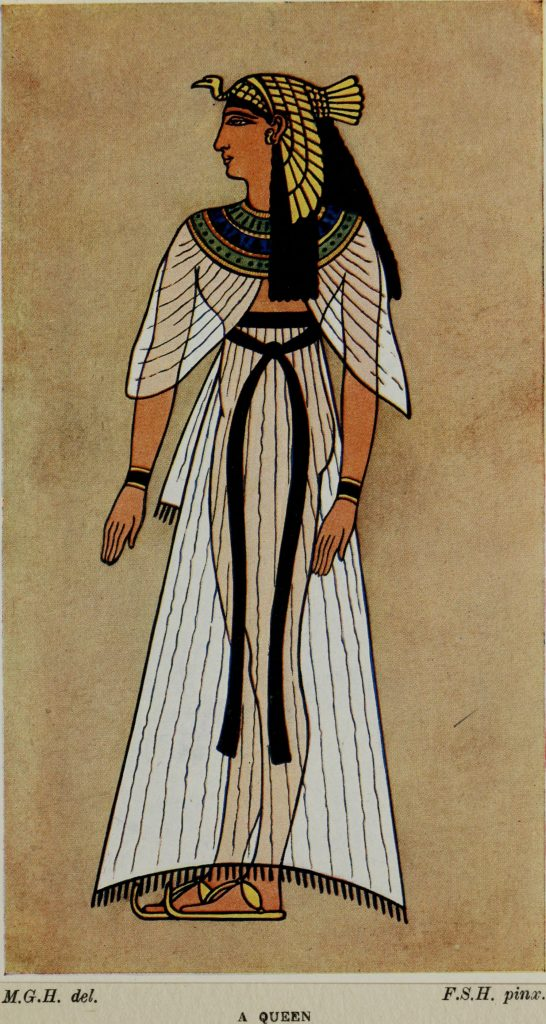 Ancient Egyptian Clothes Facts For Kids Savvy Leo
