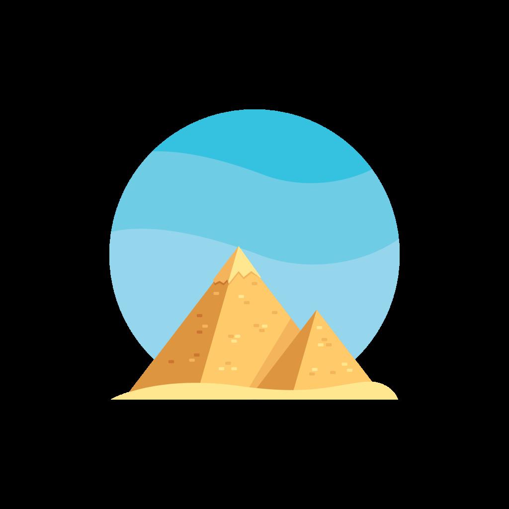 pyramids-burial-places