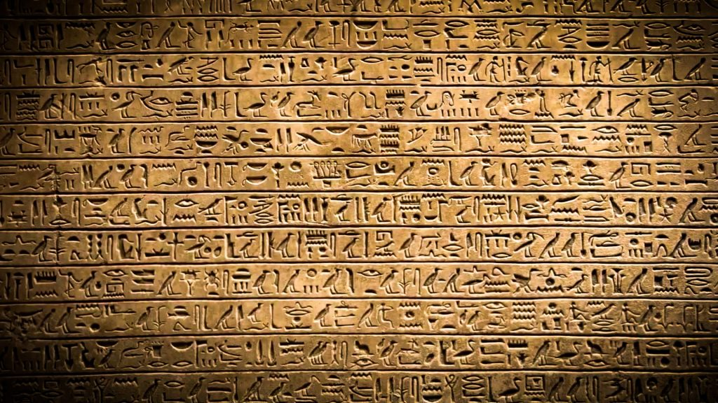 writing-hieroglyphics