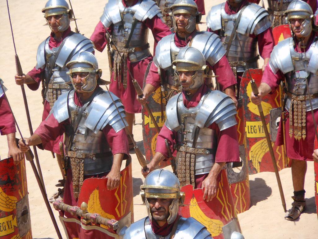 roman-soldiers