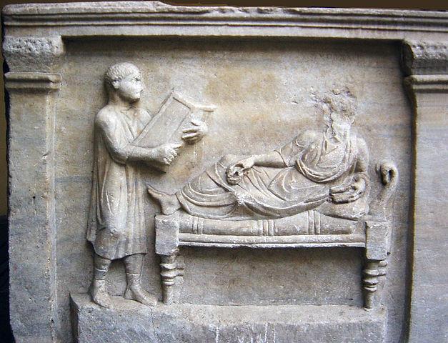 Ancient Roman Slave