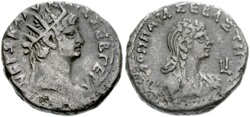 Coin of Nero