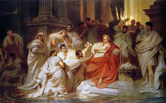 Julius Caesar's Assassination