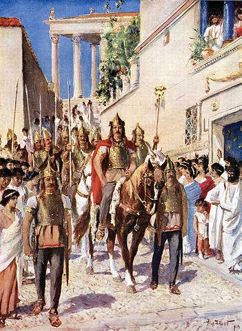 King Alaric