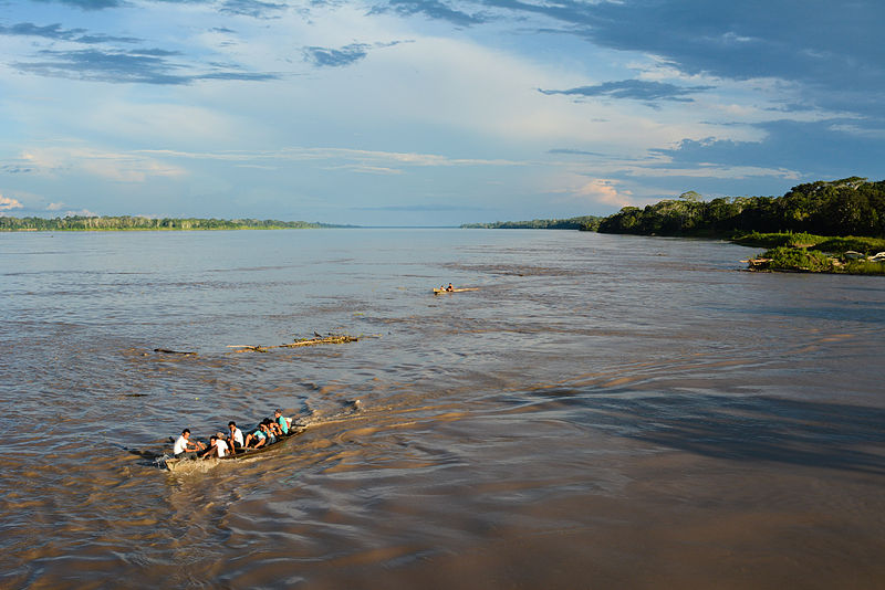 South America's Amazon River
